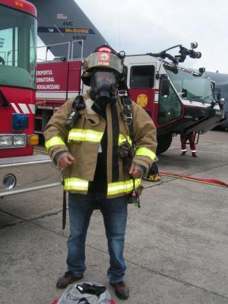 BAH fireman